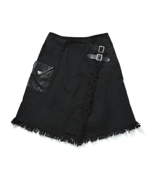 Aymmy in the batty girls RODEO OR CLUSH ウエスタンデニムスカート
