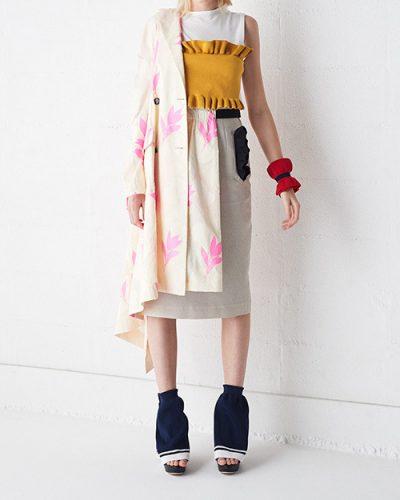 NAIFE スカート(2017SS)