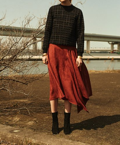 ANNC スカート(2017AW)