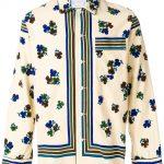 sacai Flower シャツ