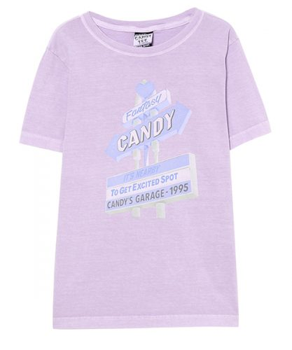Candy Stripper CANDY MOTEL TEE