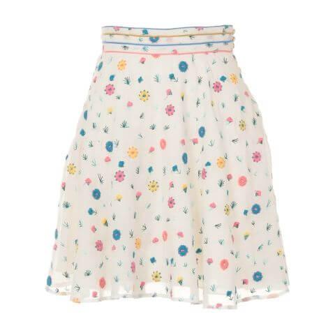 SRETSIS Savannah Swing Skirt