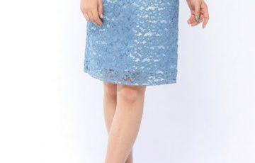 MISCH MASCH レースタイトスカート