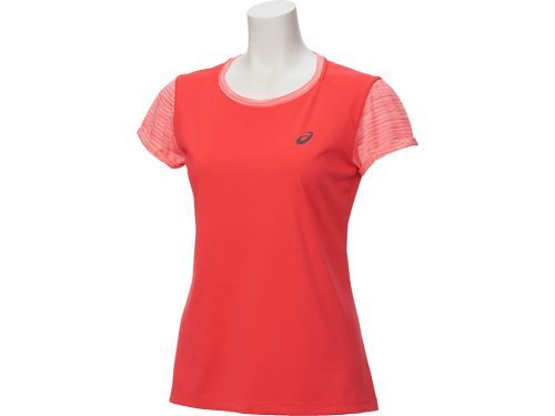 asics fuzeX SHORT SLEEVE TOP