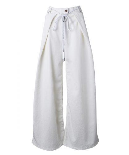Off-White 5ポケットプリーツパンツ