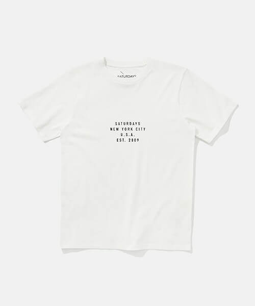 Saturdays NYC Established USA T-Shirt
