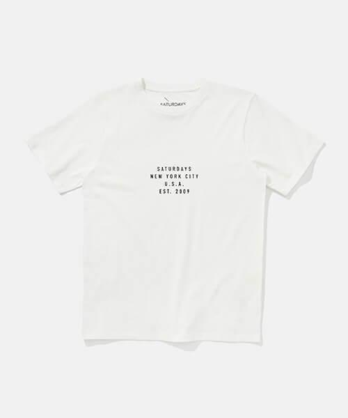 Saturdays NYC Established USA T-Shirt
