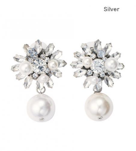 Chesty Pearl Bijou PIerce&Earring