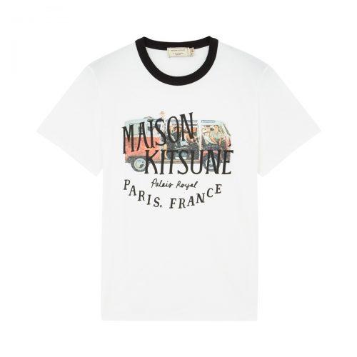 MAISON KITSUNE TEE SHIRT VAN