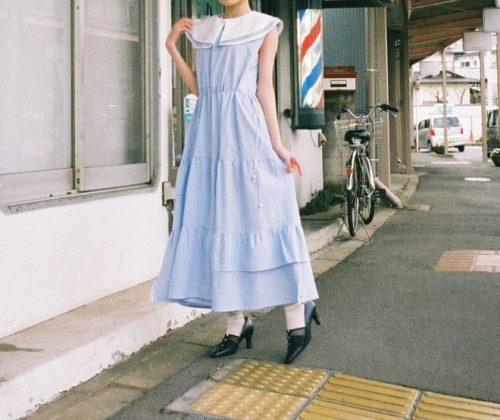 梨凛花~rinrinka~ ワンピース・つけ襟(2017ss)