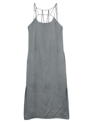 UN3D. BACK STRAP CAMISOLE DRESS