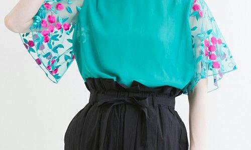【メレンゲの気持ち】たんぽぽの白鳥久美子さん着用の衣装のブランドは?