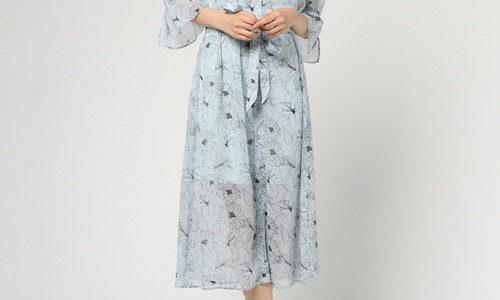 【ウチのガヤがすみません!】川島海荷さん着用衣装のワンピースのブランドは?