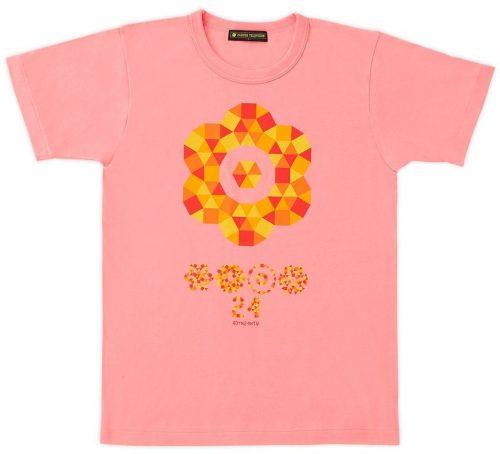 24時間テレビ 40 チャリ Tシャツ 2017