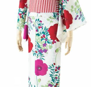【ネタ祭り2017 夏の陣】岡副麻希さん着用の浴衣のブランドは?
