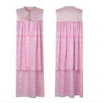 fleamadonna BANDANA PRINTED QUILTED DRESS