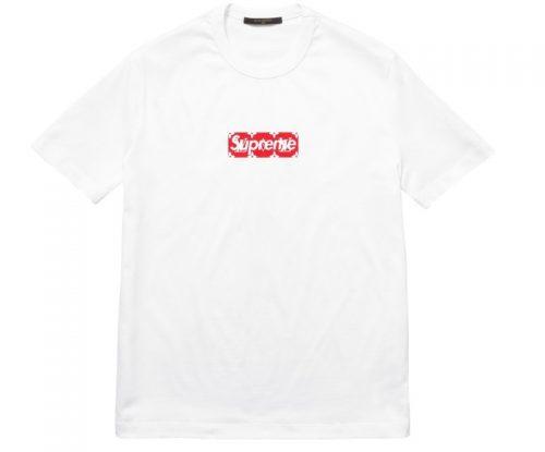Supreme/Louis Vuitton Box Logo Tee