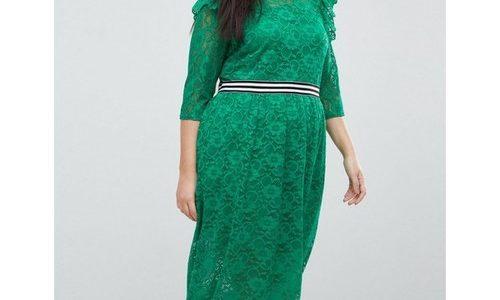 【しゃべくり007】渡辺直美の衣装(グリーンのレースワンピース)【1月22日】