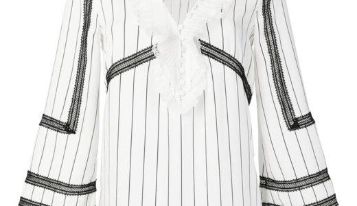 【新どうぶつ奇想天外!】吉岡里帆の衣装【1月7日】