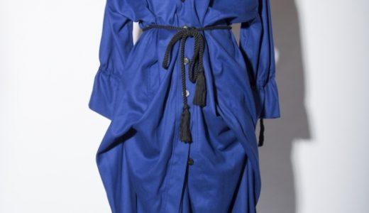 【しゃべくり007】阿川佐和子の衣装(ブルーのワンピース)【1月29日】