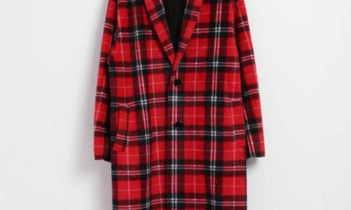 【おしゃれイズム】木村文乃の衣装(チェックコート・リング)【1月28日】