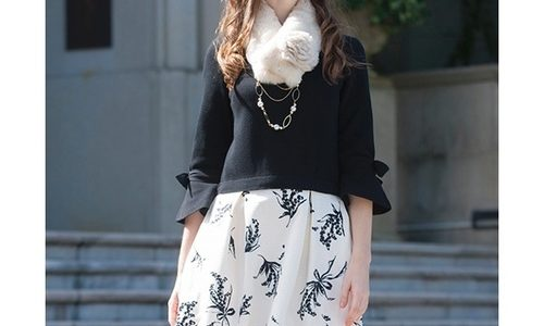 【UWASAのネタ】水卜麻美アナ(水トちゃん)の衣装【1月6日】