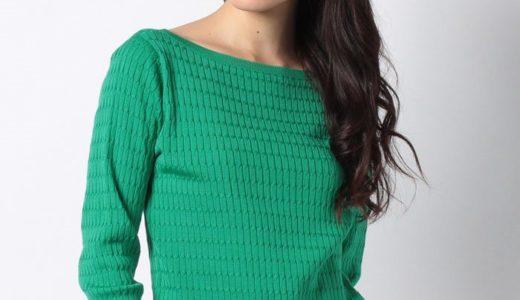 【徹子の部屋SP 3/12】浅田舞の衣装(緑ニット・ジャケット)のブランドは?