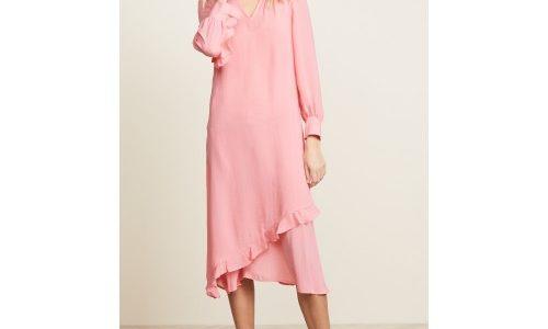 【サワコの朝 3/24】浅田真央の衣装(ピンクワンピース・靴)のブランドは?