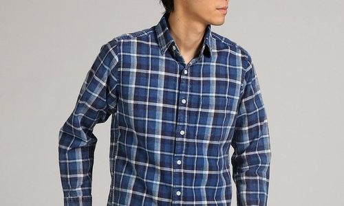 【おしゃれイズム 4/15】白井健三選手の衣装(チェックシャツ)のブランドは?
