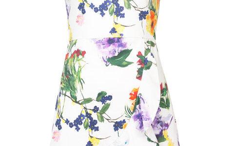 【日曜もアメトーーク 4/29】Dream Amiの衣装(花柄ワンピース)のブランドは?