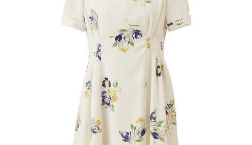 【今夜くらべてみました 4/25】滝菜月アナの衣装(花柄ワンピース)のブランドは?