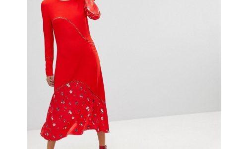 【今夜くらべてみました 4/11】広瀬アリスの衣装(赤ワンピ)のブランドは?