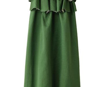 【目利き王決定戦 4/2】山本美月の衣装(緑ワンピース)のブランドは?