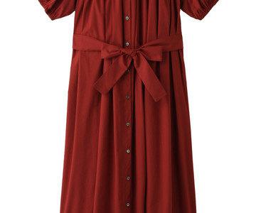 【しゃべくり007 4/9】吉高由里子の衣装(赤ワンピース)のブランドは?