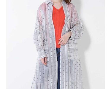 【林先生が驚く 初耳学 4/29】広瀬すずの衣装(シャツワンピ)のブランドは?