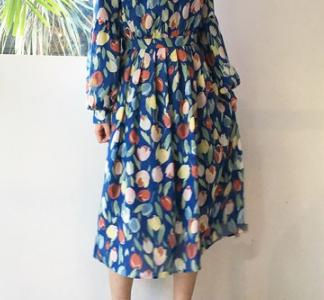 【目利き王決定戦 4/2】新川優愛の衣装(花柄ワンピース)のブランドは?