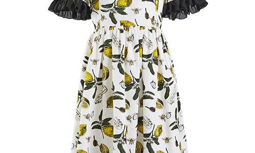 【ワイドナショー 5/20】千秋の衣装(レモン柄ワンピース)のブランドは?