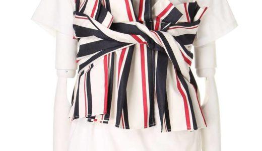 【ウチのガヤがすみません! 5/15】竹内結子の衣装(ビスチェトップス・パンツ)のブランドは?