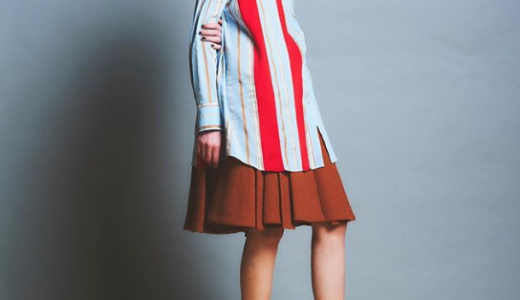 【ザ!世界仰天ニュース 5/29】榮倉奈々の衣装(ストライプシャツ)のブランドは?