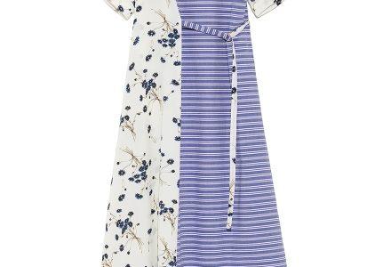 【Mステ 5/11】大原櫻子の衣装(花柄×ボーダーワンピ)のブランドは?