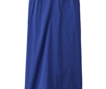【ヒルナンデス!】吉田羊の衣装(青キャミワンピース・色トップス)のブランドは?