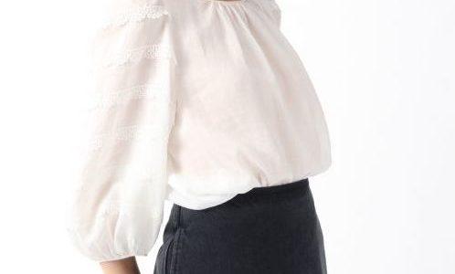 【ウチのガヤがすみません! 5/15】水川あさみの衣装(白ブラウス・緑スカート)のブランドは?