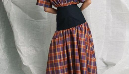【スッキリ・ヒルナンデス!5/25】小松菜奈の衣装(チェックワンピース)のブランドは?