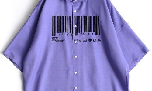 【アウト×デラックス 7/12】A.B.C-Z塚ちゃん&小坂涼太郎のバーコード柄シャツのブランドは?