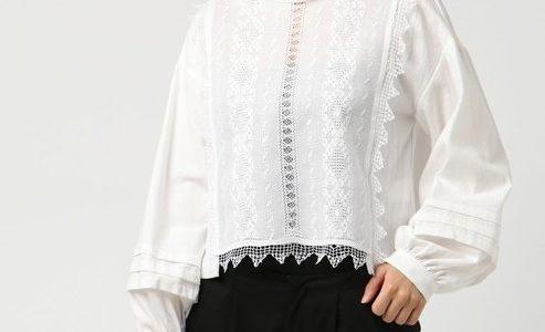 【内村カレンの相席どうですか 7/13】葵わかなの衣装(白ブラウス)のブランドは?