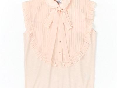 【にじいろジーン 8/24】浅田真央の衣装(ピンクブラウス&花柄スカート)のブランドは?