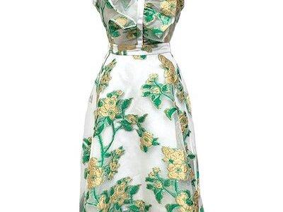 【キングオブコント2021】日比麻音子アナの衣装ブランドは?